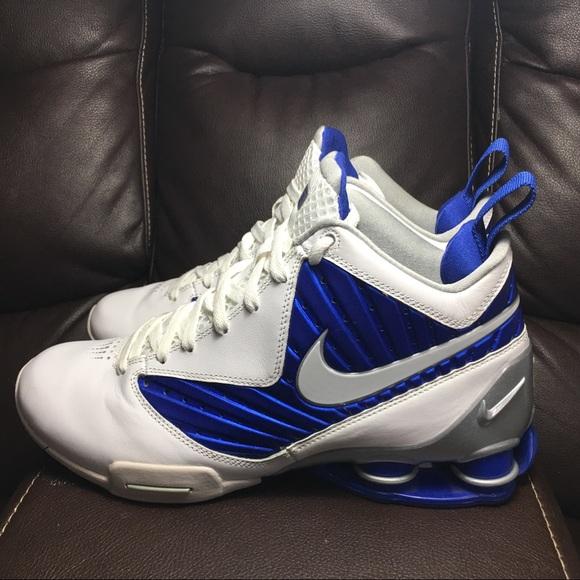 Nike shox pro TB Basketball shoes 11